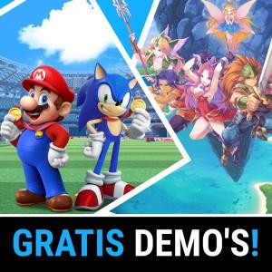 Probeer nu gratis deze leuke demo's!
