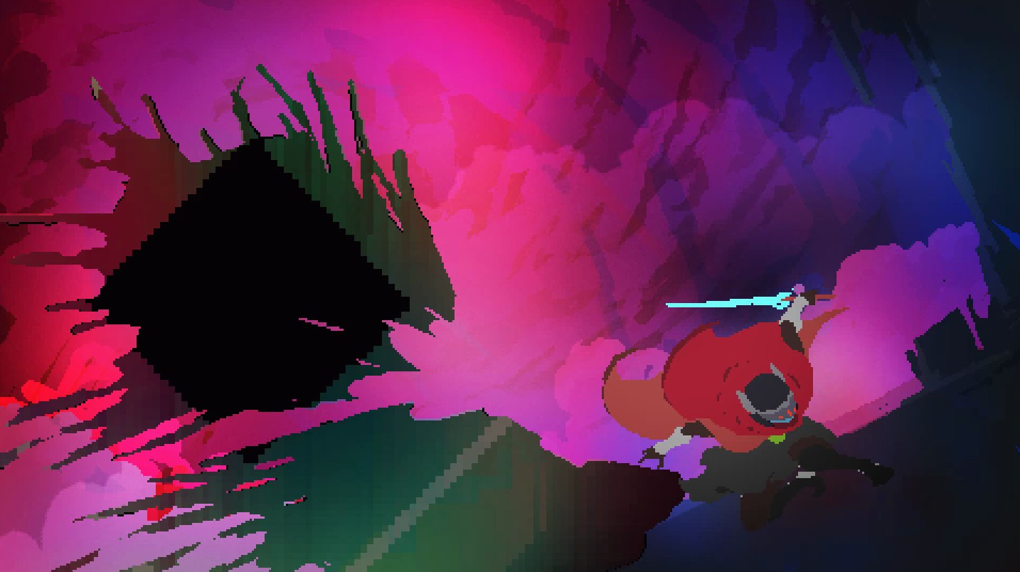 The Bright Brilliance Of Hyper Light Drifter Game Wisdom