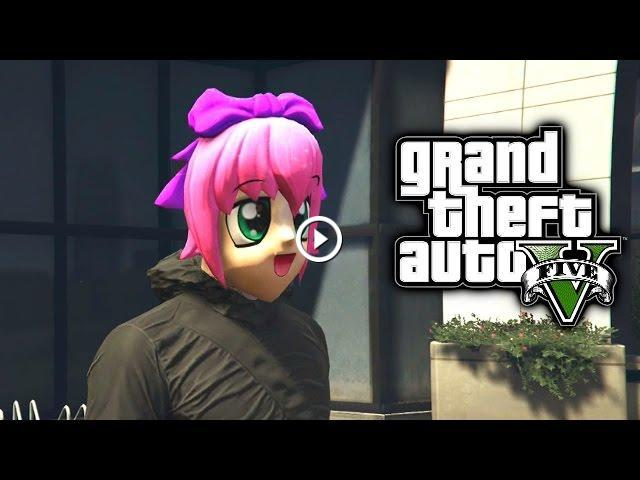 V Online Funny Outfits Gta