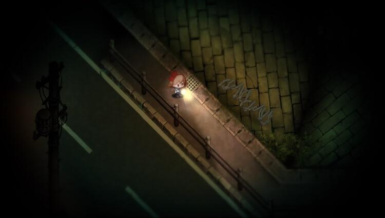 夜廻 夜の街の探索
