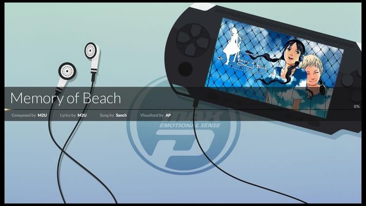 DJMAX RESPECT Memory of Beach