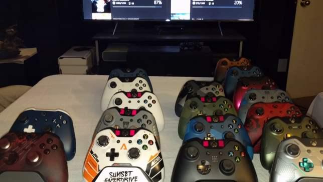 XboxOne Concolle