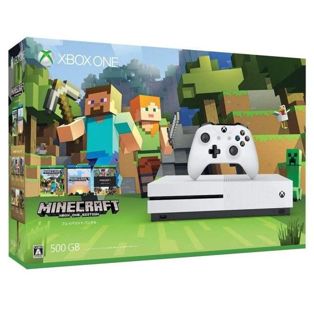 XboxOneS Minecraft