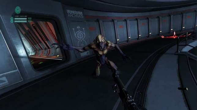 Doom Fallout4 VR 01
