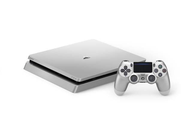PS4 Gold Silver 04