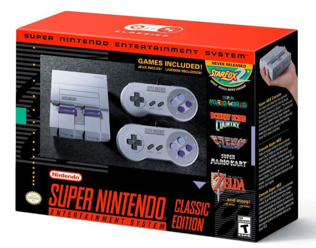 SNES ClassicEdition 04