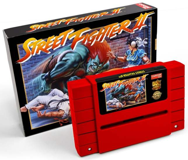SF2 SNES30THAnniversary 01