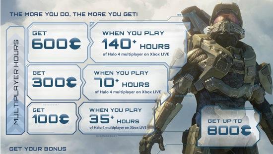 Halo4 xboxrewards