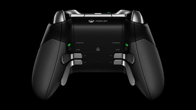 Xbox Elite WirelessController 03