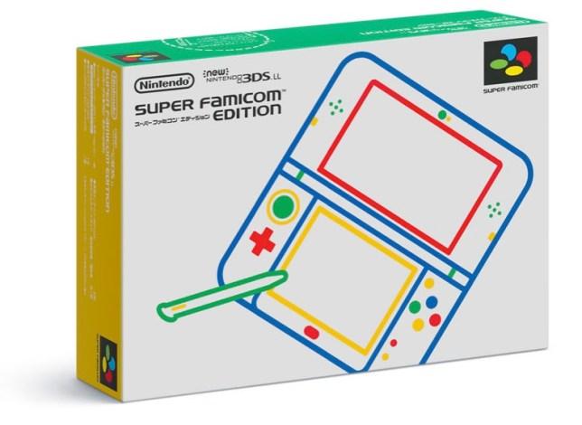 SFC Nintendo3DSLL 02