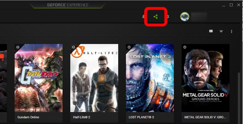 GeForce:Experience:Ver.3.11:オーディオトラック分離可能になった