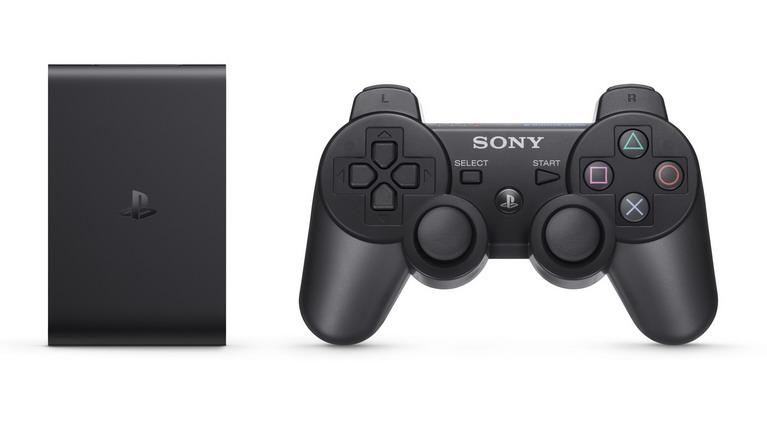 Το PlayStation TV είναι μικροσκοπικό.