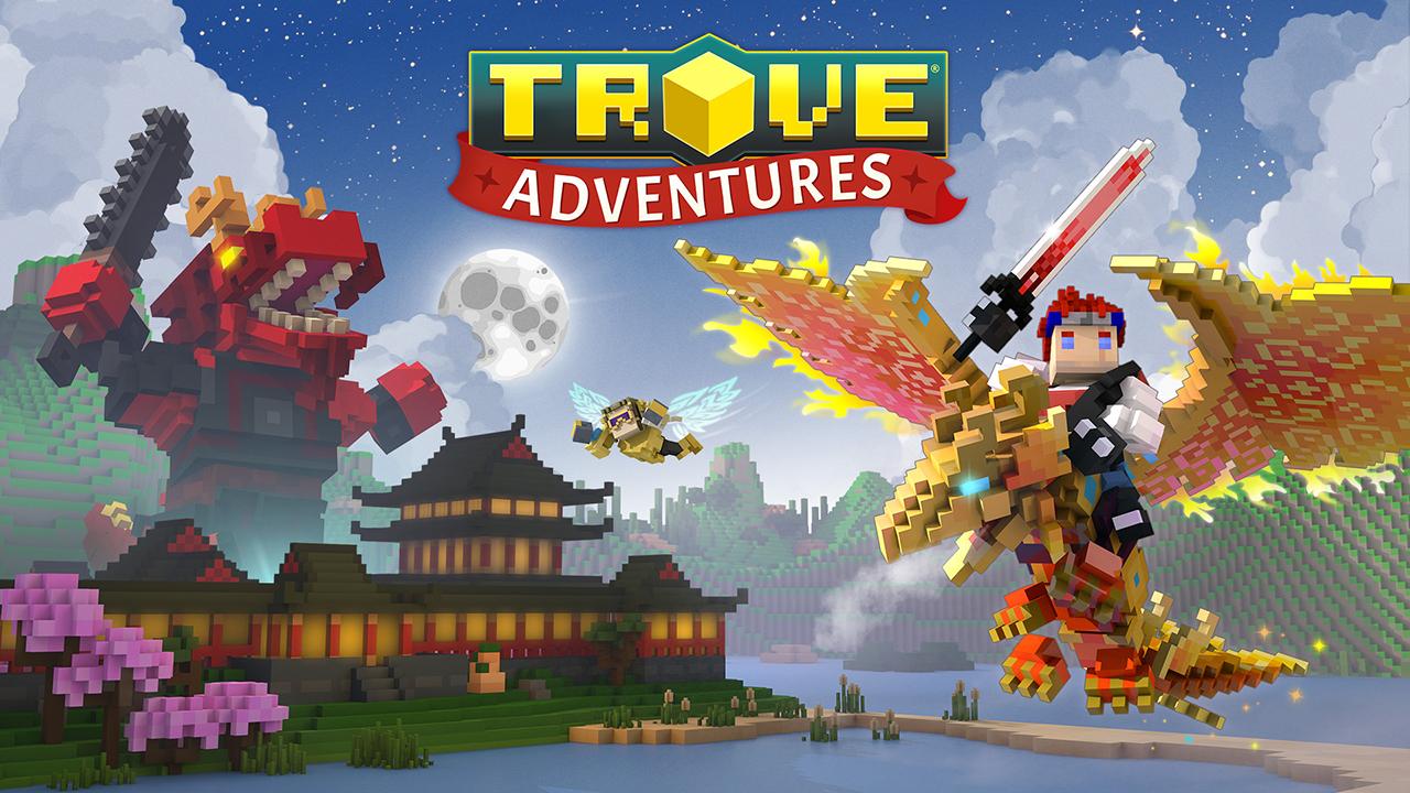 Trove Adventures Erscheint Bald Game2gether