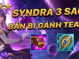 Syndra 3 sao bắn bi cực đau