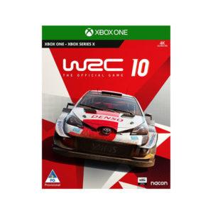 WRC 10 (XBS)