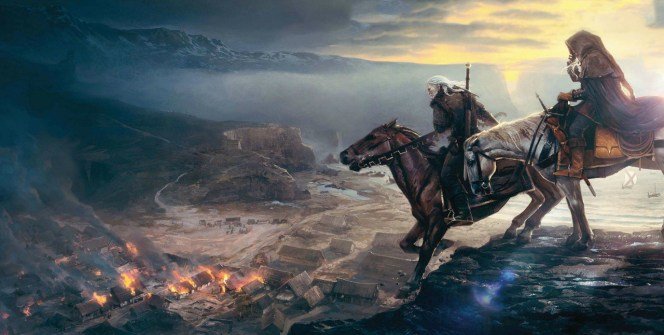 Concours The Witcher 3