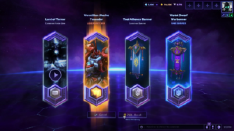 Heroes Of The Storm Loot Coffre
