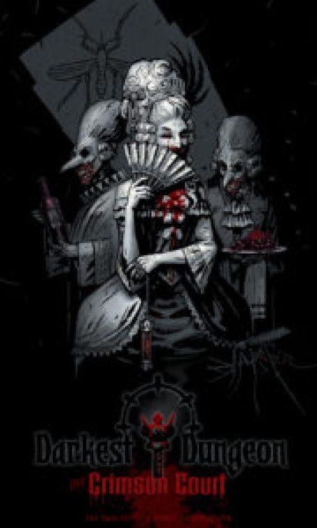 Calendrier des sorties jeux vidéo sur Wii U, Ps Vita et Mobile en Juillet 2017 Darkest Dungeon crimson court