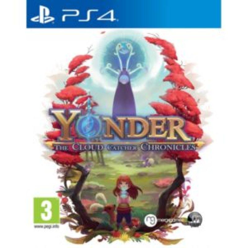 Calendrier des sorties jeux vidéo sur PS4 en Juillet 2017 Yonder the cloud catcheur chronicles