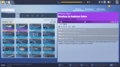 Fortnite guide armes piege comment