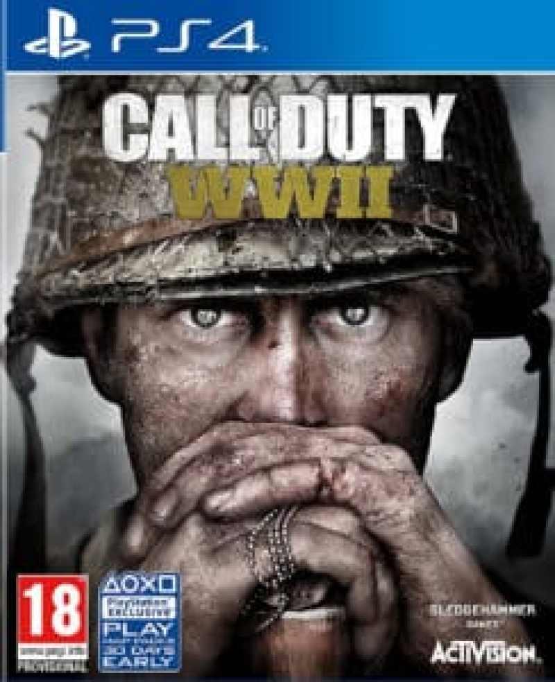 Sortie | Jeux vidéo sur PS4 en Novembre 2017 call of duty ww2