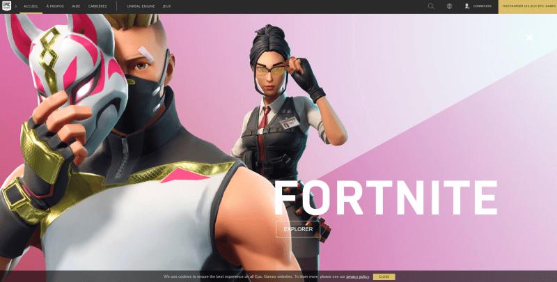 fortnite installer pc epic games launcher