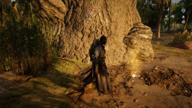 Assassin's Creed Origins - Emplacement Des Énigmes Papyrus Flore Royale