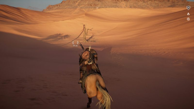 Assassin's Creed Origins - Emplacement Des Énigmes Papyrus Mer De Sable Solution