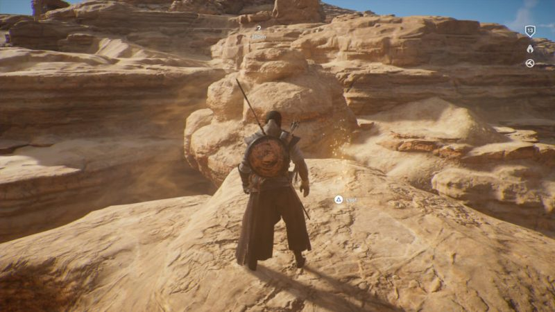 Assassin's Creed Origins Emplacement Des Énigmes Papyrus Champignon De Pierre Solution