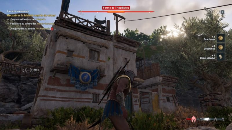 assassin's creed, trophée, succès, astuces, soluce, ubisoft, ps4, xbox one, pc, assassin's creed, emplacement , ostrecons, énigme