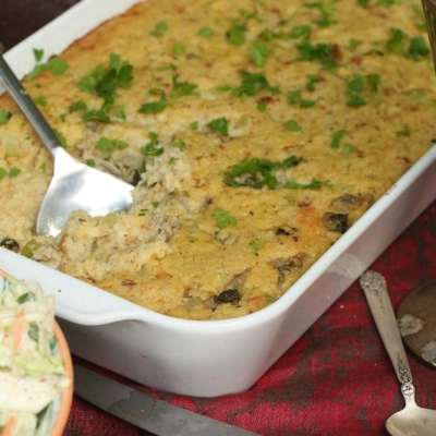 A Southern Favorite: Oyster Dressing