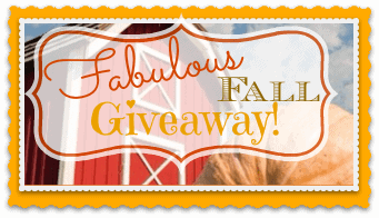 Fabulous Fall Giveaway!!