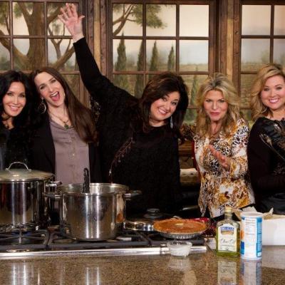 Stacy Harris Cooks on Daystar TV- The Joni Lamb Show