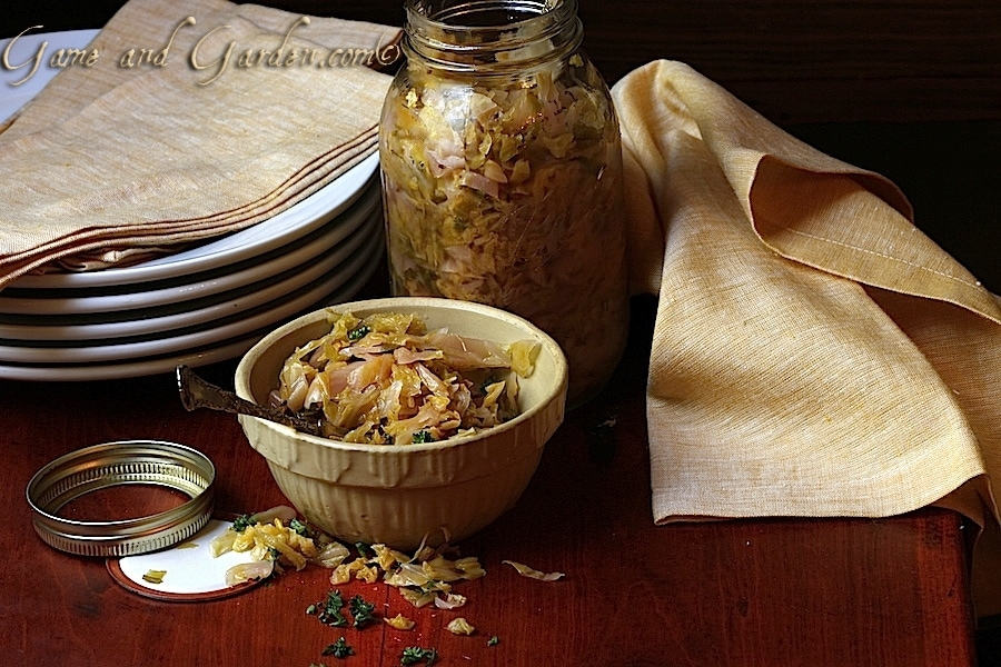 How to Ferment Cabbage: Making Sauerkraut