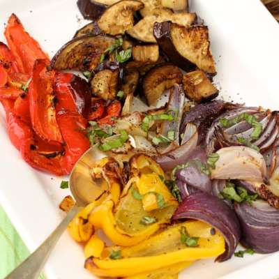 How To Roast Vegetables: Rustic Roasted Vegetable Recipe