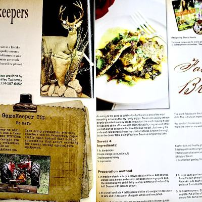 Articles Mossy Oak Gamekeepers, Stacy Lyn Harris