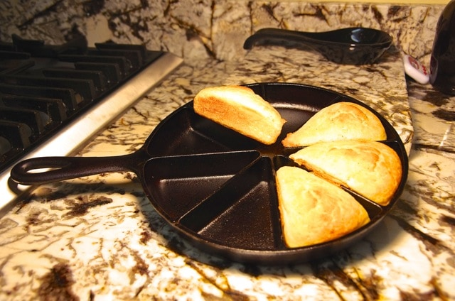 Birmingham Stove and Range's corn bread pan