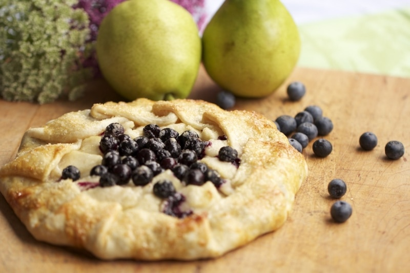 Why You Should Make a Rustic Pear Tart