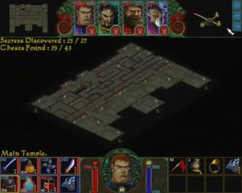 Hexplore in game 1