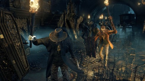 Bloodborne screenshot gamescom 2014 2
