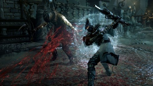 Bloodborne screenshot gamescom 2014 3
