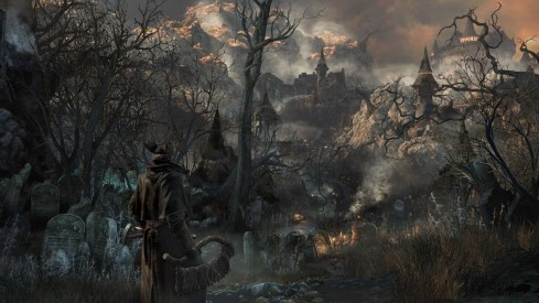 Bloodborne screenshot gamescom 2014 6
