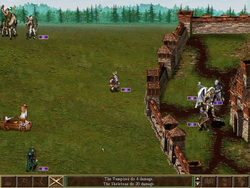 heroes of might and magic 3 screenshot 4