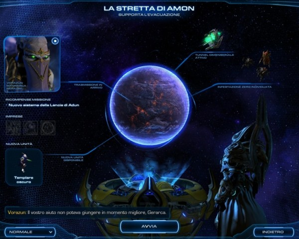 Starcraft 2 Legacy of the Void screenshot 2