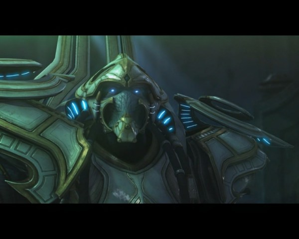 Starcraft 2 Legacy of the Void screenshot 1