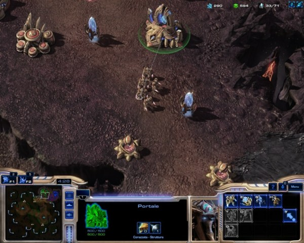 Starcraft 2 Legacy of the Void screenshot 3