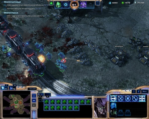 Starcraft 2 Legacy of the Void screenshot 5