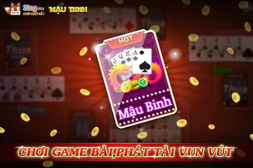 Poker VN - Mậu Binh – Binh Xập Xám - ZingPlay 3.14 APK