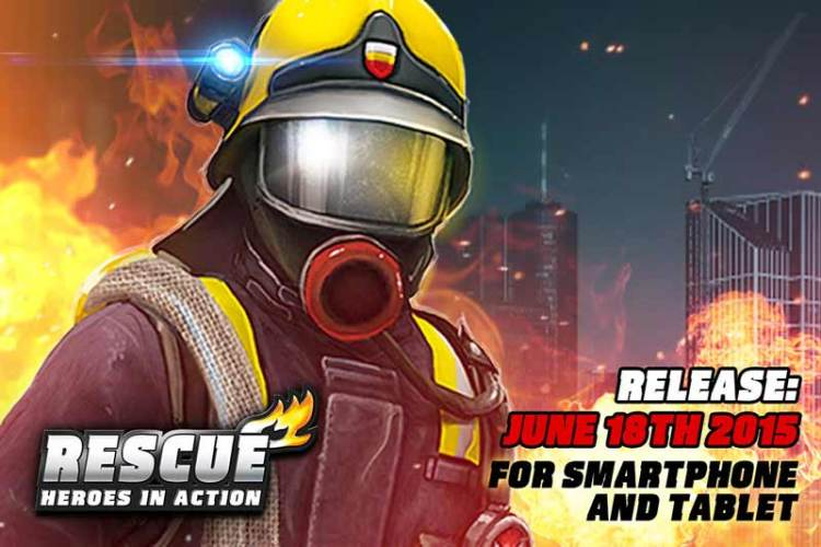 RESCUE Heroes in Action