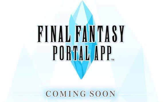 [E3 2015] Square Enix анонсировала Final Fantasy Portal App